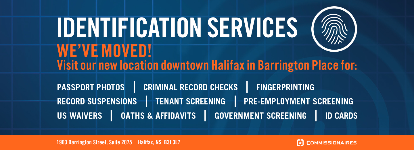 We've moved! Visit our new location downtown Halifax in Barrington Place.