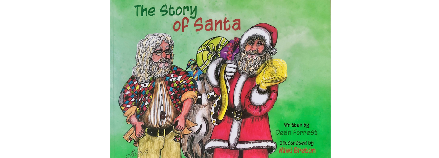 The Story of Santa cover